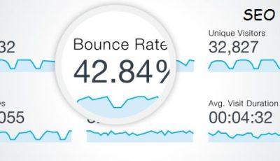 خفض معدل الارتداد bounce rate في موقعك