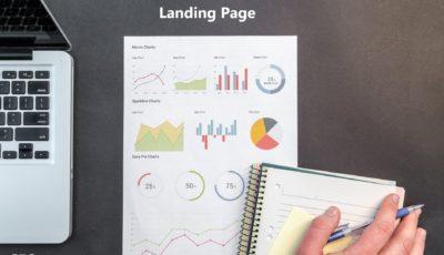 صفحات الهبوط Landing Page  ( دليل شامل للمبتدئين )