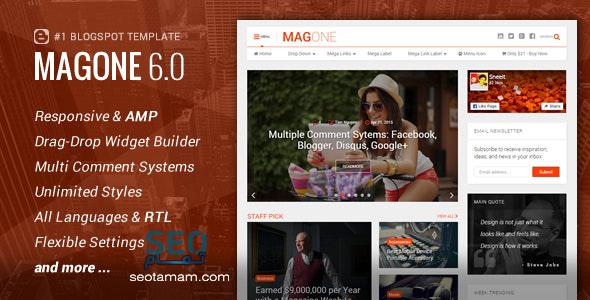 MagOne-Responsive-News-&-Magazine-Blogger-Template